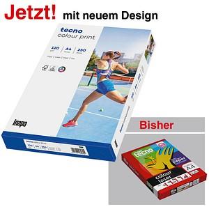 tecno Laserpapier colour print DIN A4 120 g/qm 250 Blatt