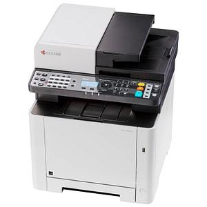 KYOCERA ECOSYS M5521cdn 4 in 1 Farblaser-Multifunktionsdrucker grau