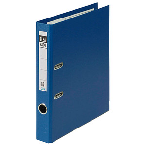 ELBA rado plast Ordner blau Kunststoff 5,0 cm DIN A4