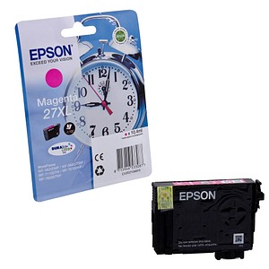 EPSON 27XL / T2713XL magenta Tintenpatrone