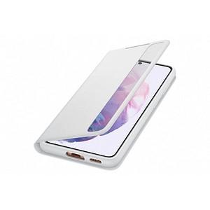 SAMSUNG Smart Clear View Cover Handy-H uuml lle f uuml r SAMSUNG Galaxy S21 grau