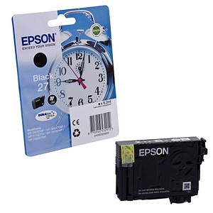 EPSON 27 / T2701 schwarz Tintenpatrone