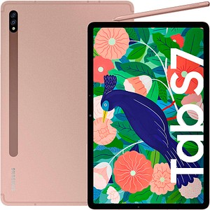 SAMSUNG Galaxy Tab S7 WiFi Tablet 27,8 cm 11,0 Zoll 128 GB gold