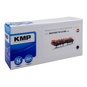 KMP B-T48 schwarz Toner ersetzt brother TN-241BK