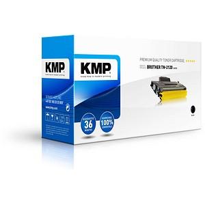 KMP B-T21 schwarz Toner ersetzt brother TN-2120