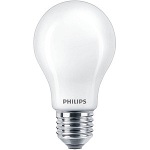 PHILIPS LED-Lampe Classic LEDbulb E27 8,5 W matt