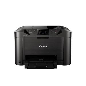 Canon MAXIFY MB5150 4 in 1 Tintenstrahl-Multifunktionsdrucker schwarz