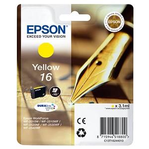 EPSON 16 T1624 gelb Tintenpatrone