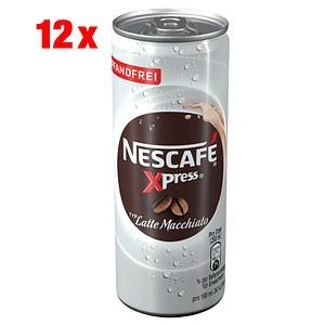 Milchmischgetränke Xpress Latte Macchiato von NESCAFÉ