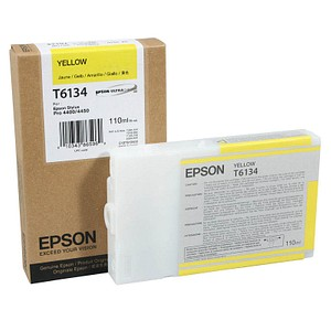 EPSON T6134 gelb Tintenpatrone
