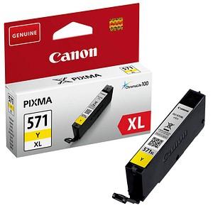 Canon CLI-571 XL Y gelb Tintenpatrone
