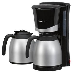 CLATRONIC KA 3328 Kaffeemaschine schwarz