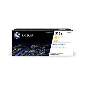 HP 212A (W2122A) gelb Tonerkartusche