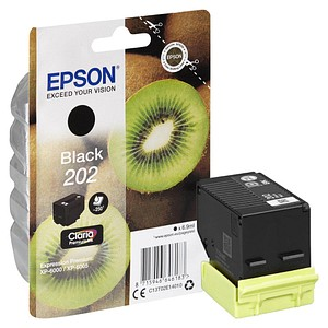 EPSON 202/T02E14 schwarz Tintenpatrone