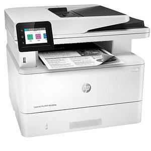 HP LaserJet Pro MFP M428fdw 4 in 1 Laser-Multifunktionsdrucker wei szlig
