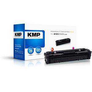 KMP H-T215MX magenta Toner ersetzt HP 201X (CF403X)