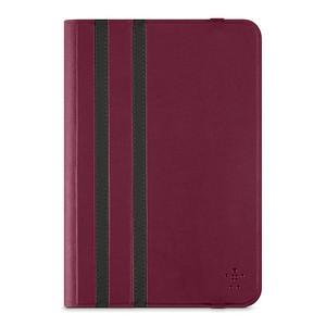 belkin Twin Stripe Tablet-H uuml lle f uuml r Apple iPad mini 1 2 3 4 rot