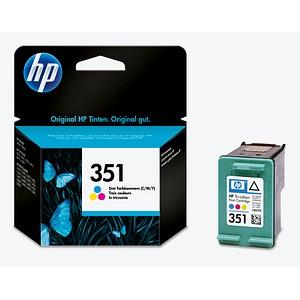 HP 351 (CB337EE) color Tintenpatrone