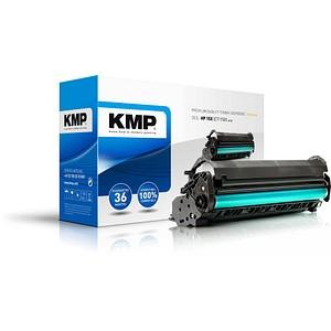 KMP H-T21 schwarz Toner ersetzt HP 15XXL (C7115X)