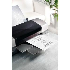 SIGEL Motivpapier Granit grau DIN A4 90 g/qm 100 Blatt