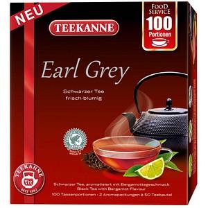 TEEKANNE Earl Grey Tee 100 Portionen