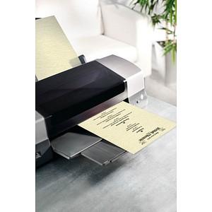 SIGEL Motivpapier Perga champagner DIN A4 90 g/qm 100 Blatt