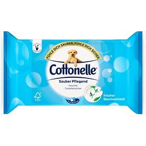 Toilettenpapier Sauber Pflegend von Cottonelle