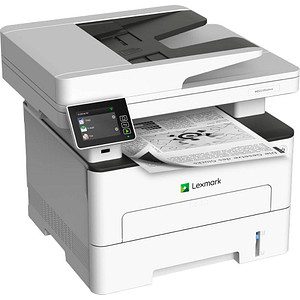 Lexmark MB2236i 3 in 1 Laser-Multifunktionsdrucker weiß