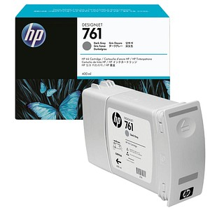 HP 761 (CM996A) dunkelgrau Tintenpatrone