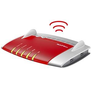 Modem-Router FRITZ!Box 7490 von AVM