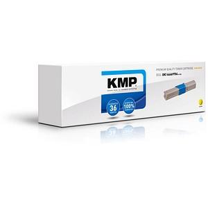 KMP O-T30 gelb Toner ersetzt OKI 44469704