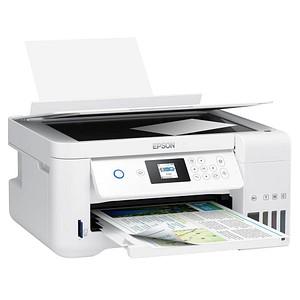 EPSON EcoTank ET-2756 3 in 1 Tintenstrahl-Multifunktionsdrucker wei szlig