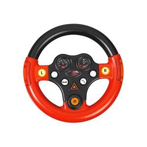 BIG Multi-Sound Wheel Lenkrad rot