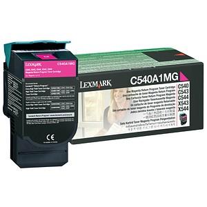 Toner/Tonerkartuschen C540A1MG von Lexmark