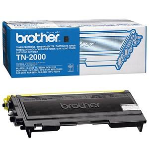 brother TN-2000 schwarz Toner