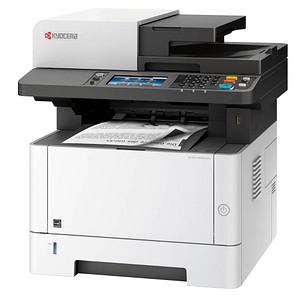 KYOCERA ECOSYS M2640idw KL3 4 in 1 Laser-Multifunktionsdrucker grau