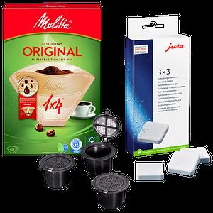 Zubehör für Kaffeemaschinen