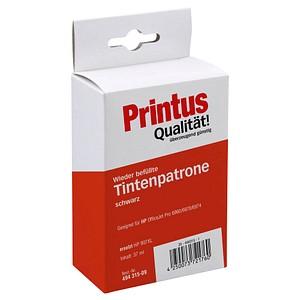 Printus   schwarz Tintenpatrone ersetzt HP 907XL (T6M19AE)