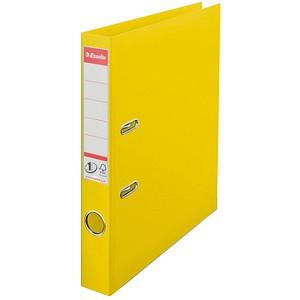 Esselte No.1 POWER Ordner gelb Kunststoff 5,0 cm DIN A4
