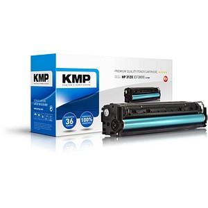 KMP H-T189 schwarz Toner ersetzt HP 312X (CF380X)