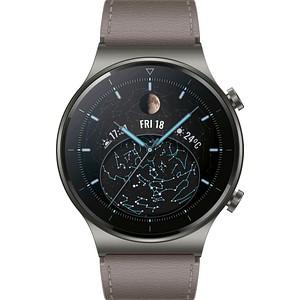 HUAWEI Watch GT2 Pro 46 mm Smartwatch grau