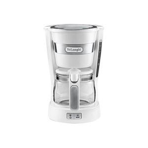 DeLonghi ICM 14011.W Kaffeemaschine wei szlig