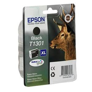 EPSON T1301 XL schwarz Tintenpatrone