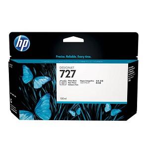HP 727 (B3P23A) Foto schwarz Tintenpatrone