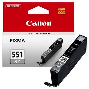 Canon CLI-551 GY grau Tintenpatrone