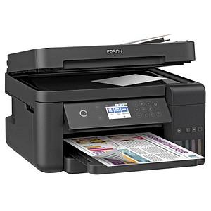 EPSON EcoTank ET-3750 3 in 1 Tintenstrahl-Multifunktionsdrucker schwarz