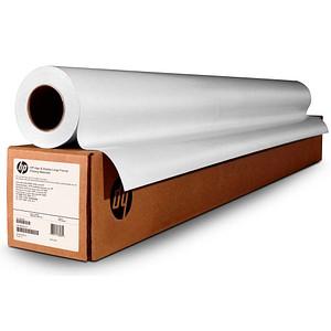 4 Rollen HP Plotterpapier HP Bright White Inkjet Paper 90 g/qm