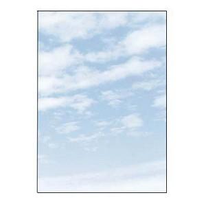 SIGEL Motivpapier Clouds Motiv DIN A4 90 g/qm 100 Blatt