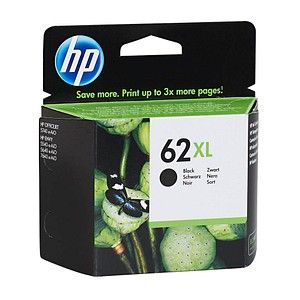 HP 62XL (C2P05AE) schwarz Tintenpatrone
