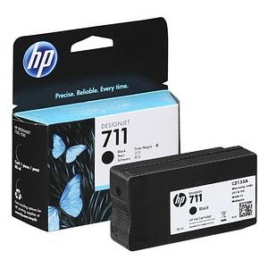HP 711 (CZ133A) schwarz Tintenpatrone